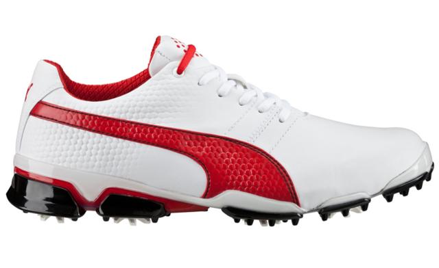 iso alennus erityinen kenkä urheilukengät Puma Golf Shoes at North Iowa Golf